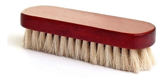 Escova De Crina Para Lustrar Sapatos E Outros Artigos
