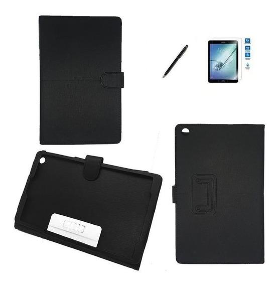 Kit Capa Galaxy Tab A T510/t515 10.1 E Caneta, Pelicula
