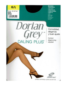 Pantimedia Dorian Grey Daling Plus Elegancia Y Buen Ajuste