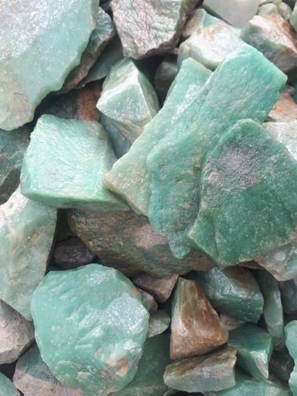 Quartzo Verde (pedra Natural) 10kg