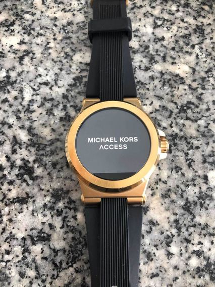 Reloj Smartwatch Mk Michael Kors Hombre