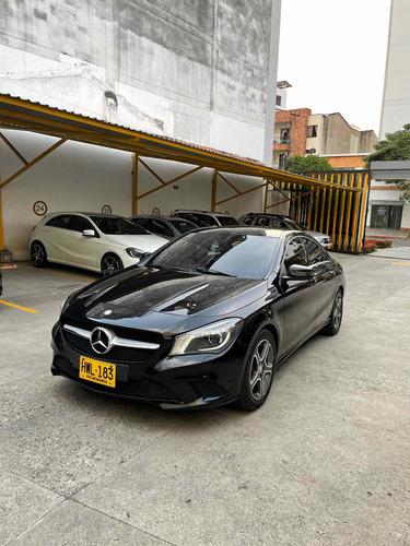Mercedes-benz Clase Cla 2015 1.6 Limited Plus