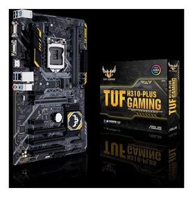 Placa Mãe Asus Tuf H310-plus Gaming Ddr4 1151 Atx Aura Sp