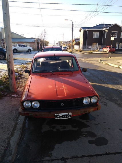 Renault R12 1989 1.4 L