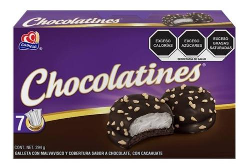 Galletas Gamesa Chocolatines 294 Gr