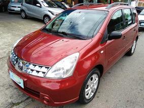 Nissan Livina 1.6 Night&day 16v Flex Completa