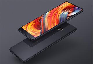 Xiaomi Mi Mix 2 Black Com 6gb De Ram E 64gb Rom + Nf-e