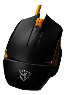 Mouse Gaming Thunder X3 Tm20 Negro Naranja