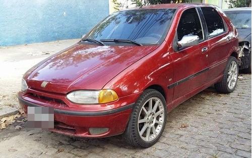 Fiat Palio El-x - 04 Portas - Vermelho