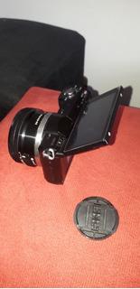 Câmera Sony 5n + Lente 16-50 (3.5/5.6) + Cartões Sd 64g E 32