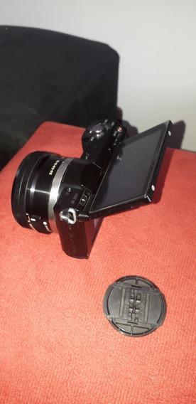 Câmera Sony 5n + Lente 16-50 (3.5/5.6) + Entrada Para Drone