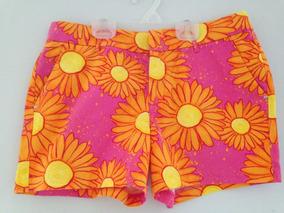Short Flores Feminino Importado Kohl Bermudas Abercrombie