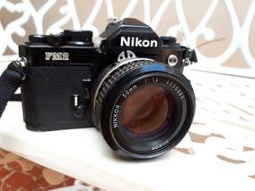 Nikon Fm2 Funcionando