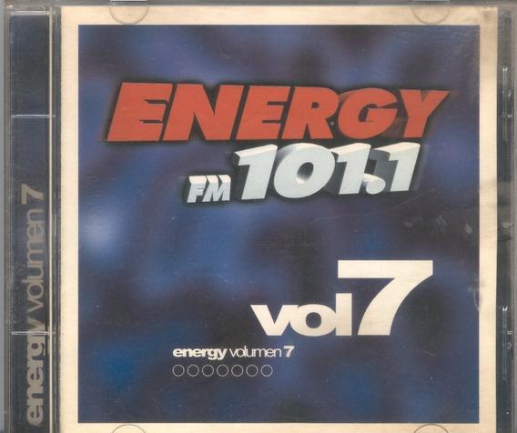 Varios Interpretes - Energy Fm101.1 Vol. 7 Cd