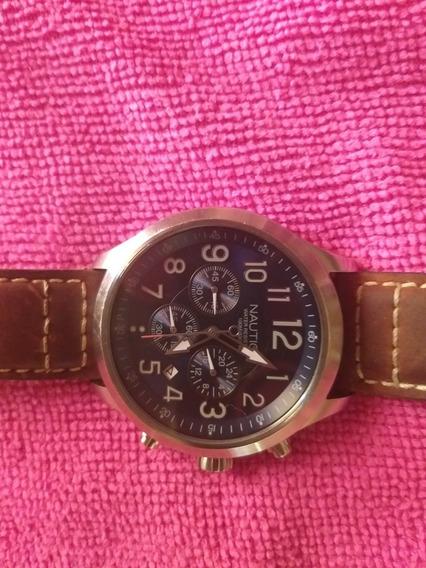 Relógio Nautica Modelo Nad14531g