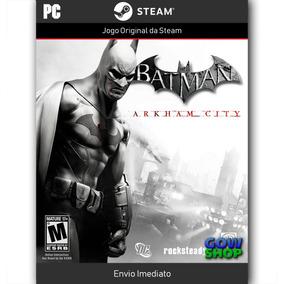 Batman Arkham City Goty Edition | Steam Key | Original