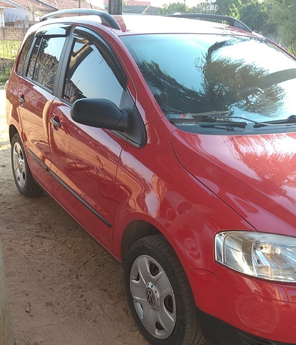 Volkswagen Spacefox 2009 1.6 Plus Total Flex 5p