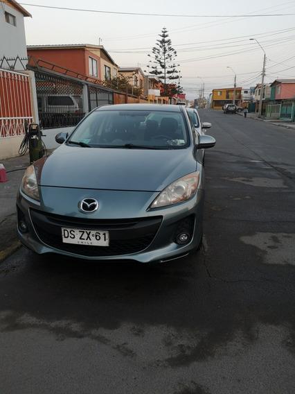 Mazda Mazda 3 2012 1.6 Mt 1.6 Mecanico