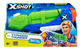 Lanzador De Agua X-shot Water Warfare Typhoon Thunder (1006)