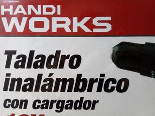 Taladro Inalámbrico 18v