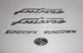 Adesivo Sundown Future 125
