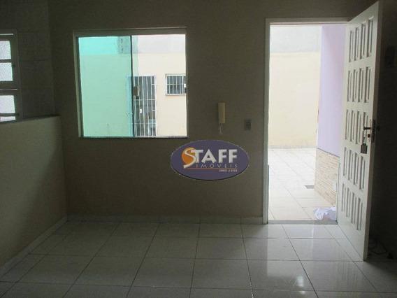 Casa Com 01 Dormitório Para Aluguel Fixo, 42 M² - Bairro Jardim Caiçara - Cabo Frio-rj - Ca0712