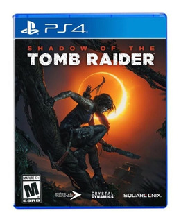 Shadow Of The Tomb Raider Ps4 Juego Cd Blu-ray Nuevo Original Físico Sellado En Stock Entrega Inmediata