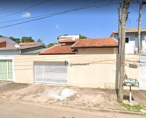 Casa Com 2 Dormitórios À Venda, 180 M² Por R$ 460.000,00 - Jardim Tamoio - Campinas/sp - Ca4212