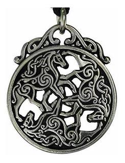 Triskele remolque 925 real plata sonnenrad Triskel celtas Irlanda Gothic