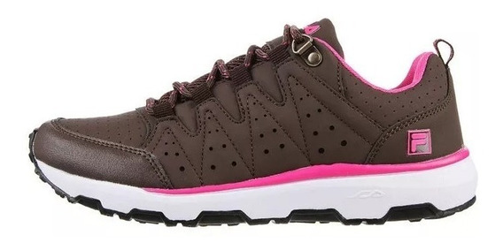 Zapatillas Fila Gobi Mujer 51o207x-3057 Cma
