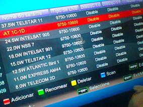 Monte Sua Antena Canaltv Canal Livre Fta Bandas C Ku-curso