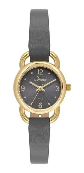 Relógio Condor Feminino Co2035kxg/2a Mini Dourado By Anitta