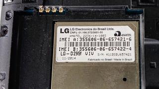2 Dois Celular Lg G2 Lite Quebrados Para Peças Ou Conserto