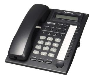 Teléfono Multilínea Para Conmutador Panasonic Kx-t7730 Color