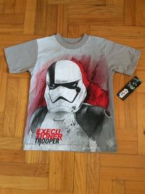 Playera T Shirt Star Wars Executioner Trooper Niños Infantil