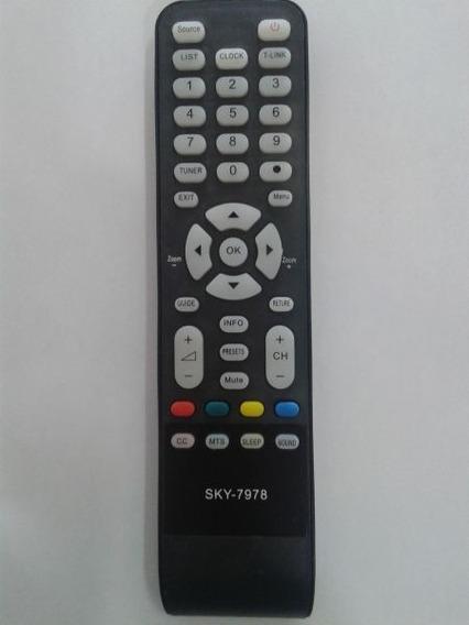 Controle Remoto Tv Philco Lcd