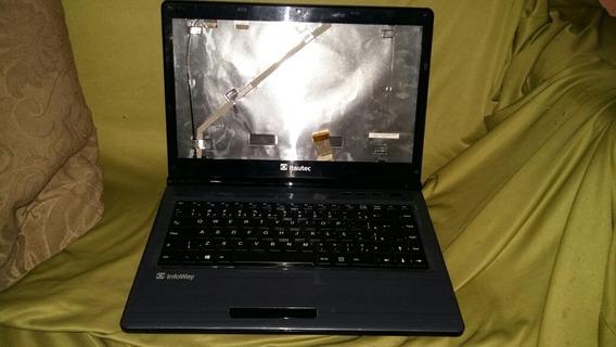 Notebook Itautec A7520 C/ Defeito