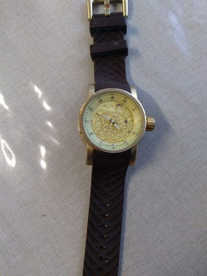 Relógio De Puso Yakuza Invicta