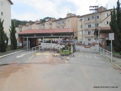 Apartamento Residencial À Venda, Condomínio Residencial Vale Verde, Jandira - Ap0143. - Ap0143