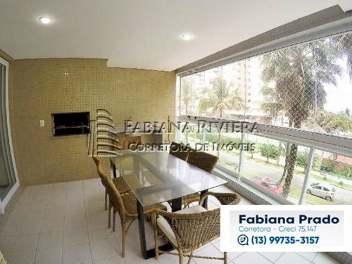 Apartamento Em Riviera - M8, 131m², 3 Dorms ( 2 Suítes)