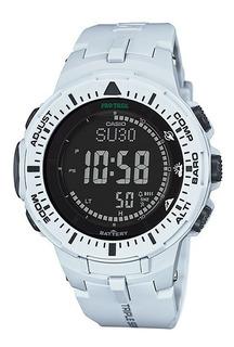 Reloj Casio Pro Trek Prg-300-7d Triple Sensor Local Belgrano