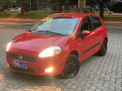 Fiat Punto Elx 1.4 Flex Completo Metro Vila Prudente