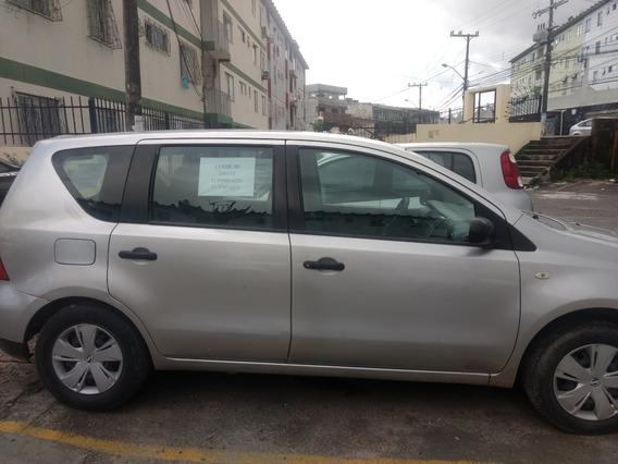 Nissan Livina 1.6 16v 09/2010