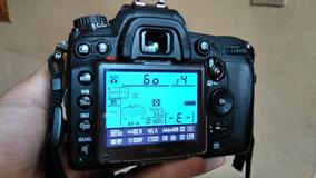Câmera Nikon D7000 Dslr Em Estado De Nova