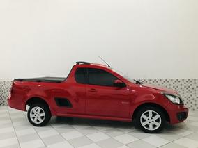 Chevrolet Montana Sport 1.4 Flex 2012 Vermelha Completa