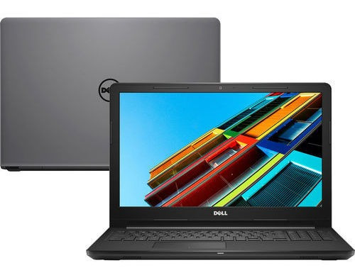 Notebook Inspiron I15-3567-a15c Intel Core I3 4gb 1tb 15,6