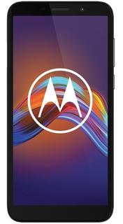Telefono Motorola E6 Play 2gb 32gb Lte 4g + Vidrio + Reloj