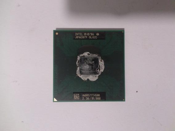 Processador Notebook Intel Pentium T4500