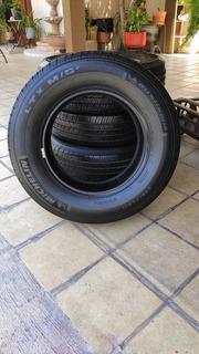 3 Llantas Michelin R17 Ltx 245/70 Ms² Green