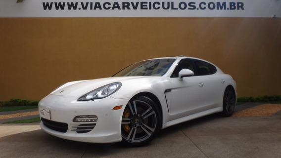 Porsche Panamera 4.8 S V8 Turbo Gasolina 4p Automático